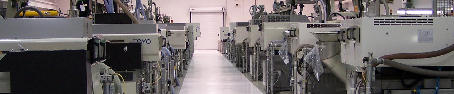Vantec Inc - Machines
